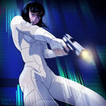 Ghost in the Shell by pungang
