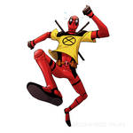 Deadpool  Xmen  Trainee