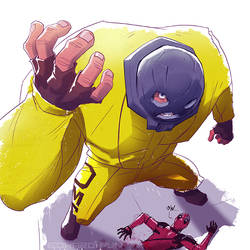 Juggernaut by pungang