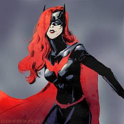 Batwoman by pungang