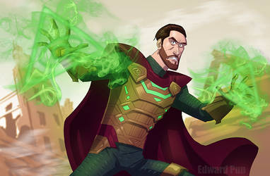 Mysterio by pungang