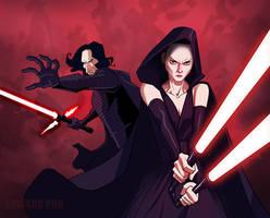 Dark Skywalkers