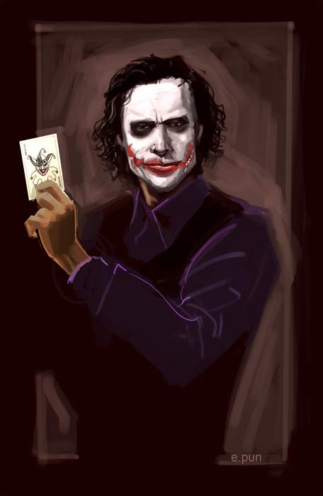 Joker by pungang