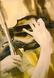 Mani di violino