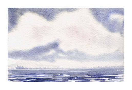 Sea landscape 2