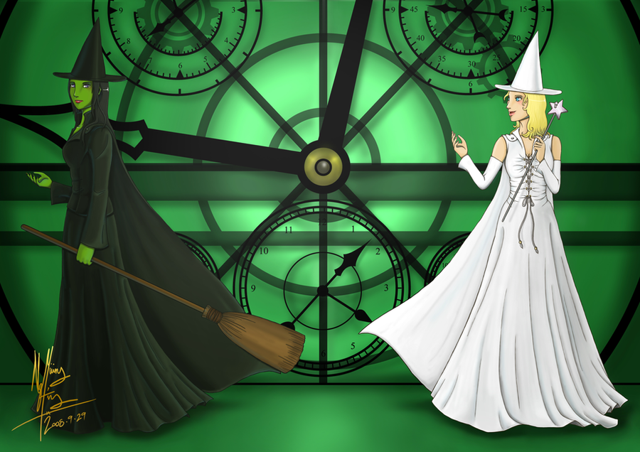wicked elphaba and glinda relationship advice