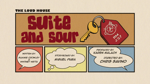 the loud house suite and sour watch