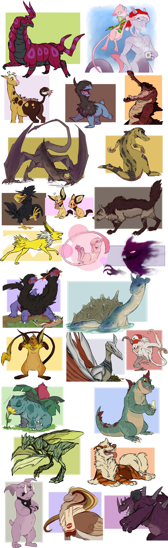 Pokemon IV by Jubilations