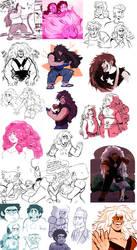 Steven Universe 2 by Jubilations