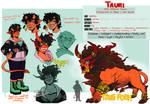 Character: Tauri