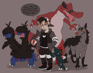 Dark Team by Jubilations