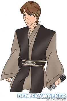 Ben Skywalker.