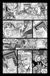 The Traveler page 8 by MrFishLee