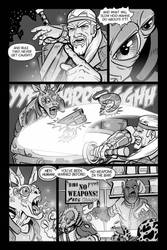 The Traveler page 9 by MrFishLee