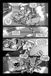 The Traveler page 11 by MrFishLee