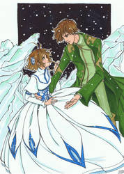 Tsubasa Reservoir Chronicle by lilin1988