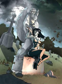 Death -commission- colored version