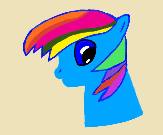 Pony-9-25-17 by scarbear06