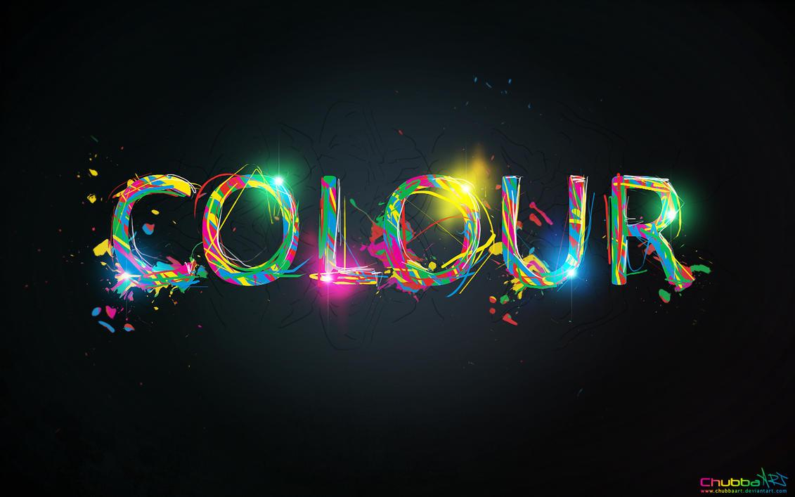 Colour by ChubbaART