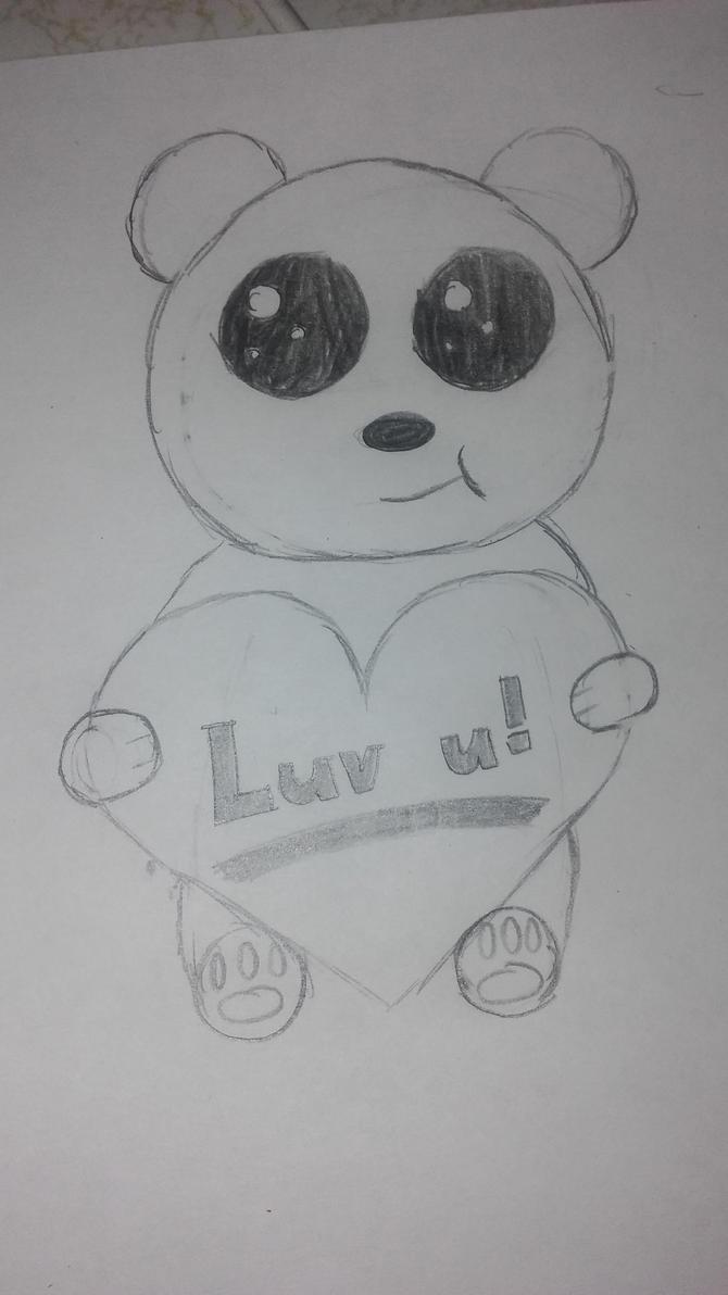 Teddybear by onakohrs24