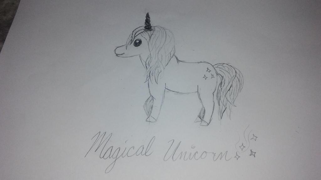 Unicorn by onakohrs24