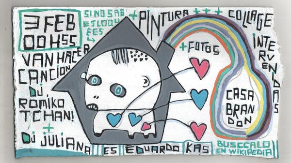 flyer para romiko by LinoDivas