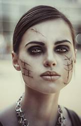 Renegade Face by skooomaCat