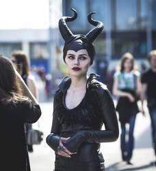Maleficent STARCON 2014 by skooomaCat