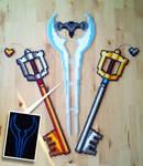 Beads - Swords 3