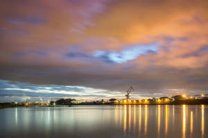 Glowing Industry by 00Michael00A