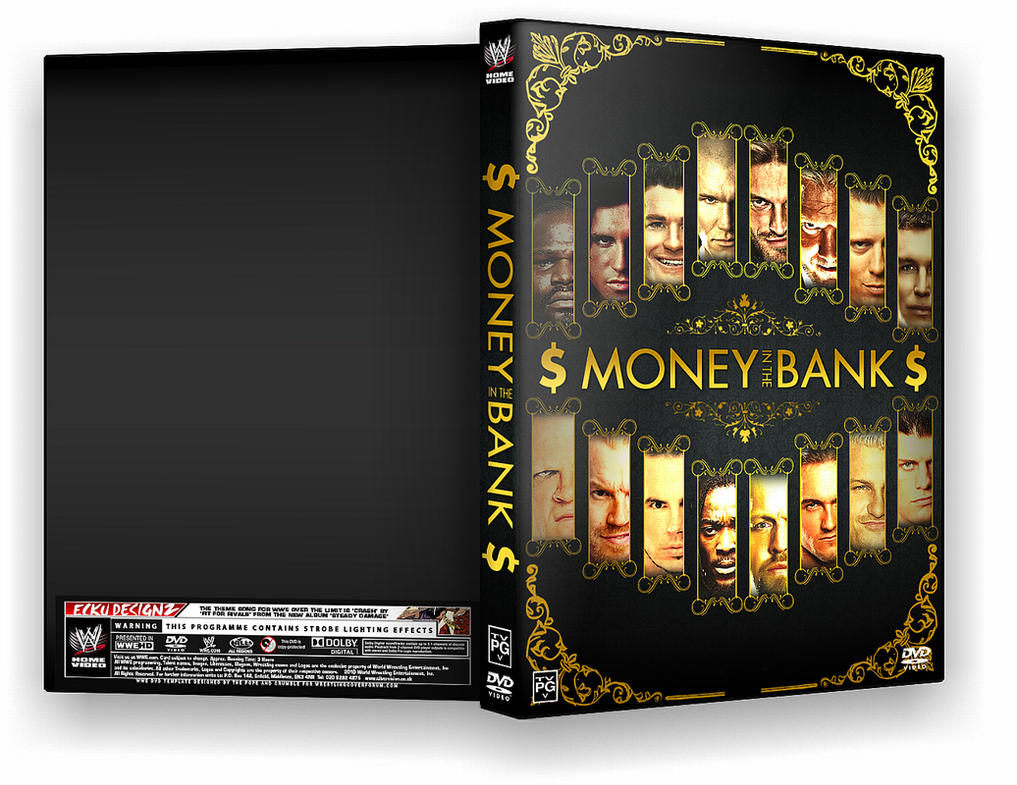 MITB 2010 Cover PREVIEW by Ecku-GFX