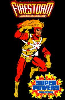 Super Powers - Firestorm