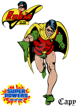 Super Powers - Robin
