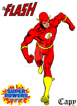 Super Powers - The Flash