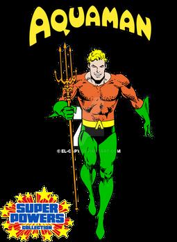 Super Powers - Aquaman