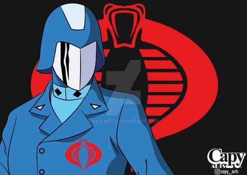 Cobra Commander (G.I. Joe '83 Animated Series)