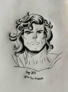 Superman (Tom Grummett Style)