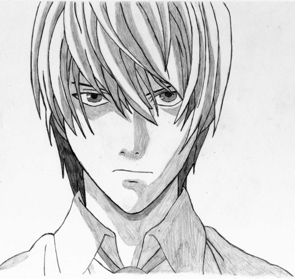 Death Note: Light yagami by animeloviee on DeviantArt