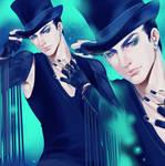 Adam Lambert by levineh