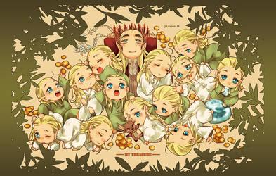 13 Legolas by levineh