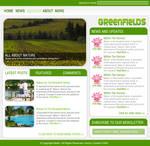 Greenfields - WP Theme