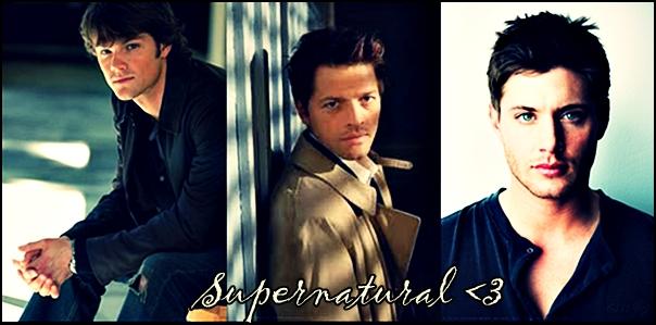 Supernatural by WritenInTheStarss