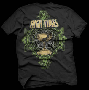 Hightimes T-shirt Design