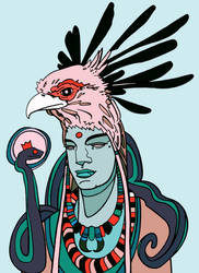 Shaman of the Feathered Serpent