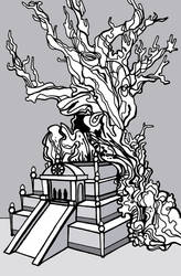 Summer Tree Temple of Babylon
