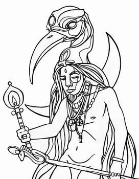 Thoth Beheld
