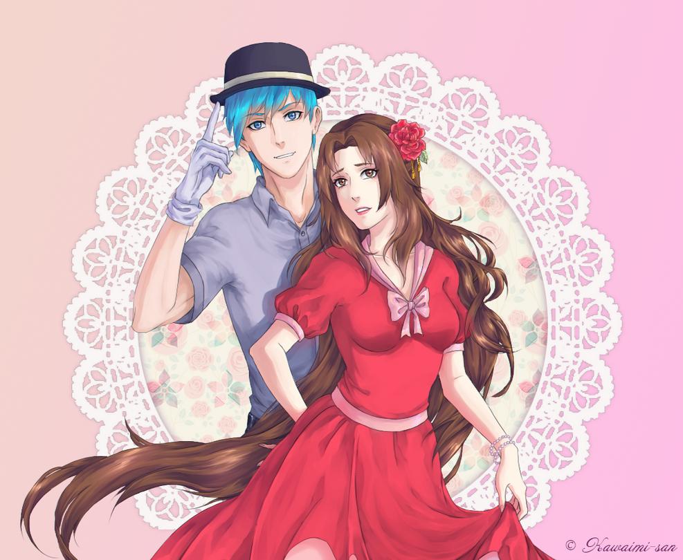 Kakoru and Kawaimi by Kawaimi-san