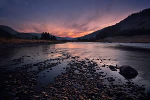 Koksu River by box426