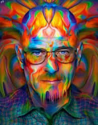 I Am Awake - Walter White by NickyBarkla
