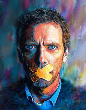 Hugh Laurie - Incurably Himself